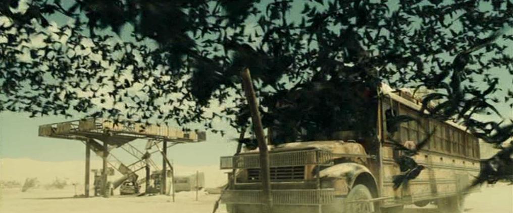 Resident Evil channels The Birds.