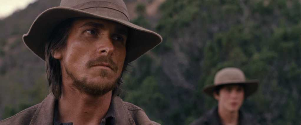 Movie Review – 3:10 ... Christian Bale Western