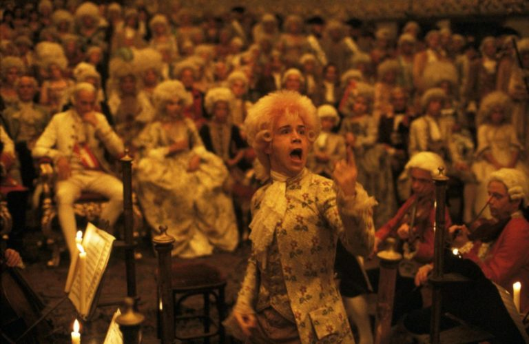 an analysis of amadeus a film by milos forman Amadeus is a 1984 american period drama film directed by miloš forman, adapted by peter shaffer from his stage play of the same name according to the film commentary by forman and schaffer, marriner agreed to score the film if mozart's music analysis of amadeus - the play and the film.