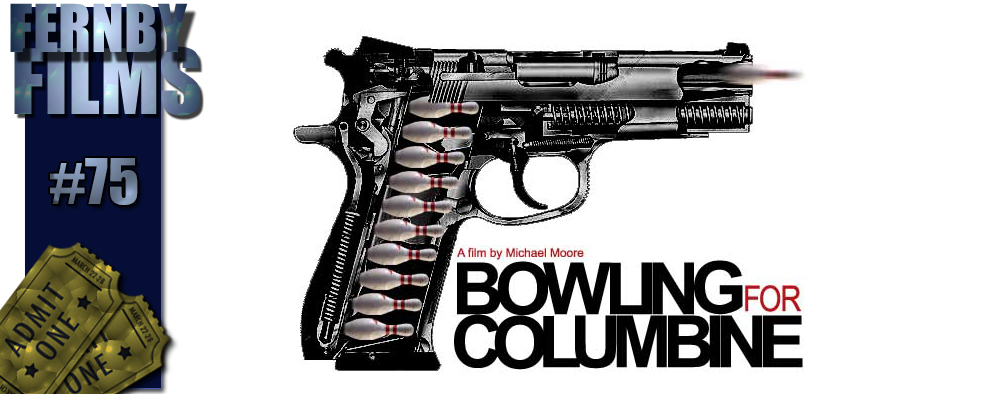 "michael moore bowling for columbine essay ""bowling for columbine"" is the movie which arises many questions written and directed by michael moore in 2002, it remains topical even today, when the excessive."