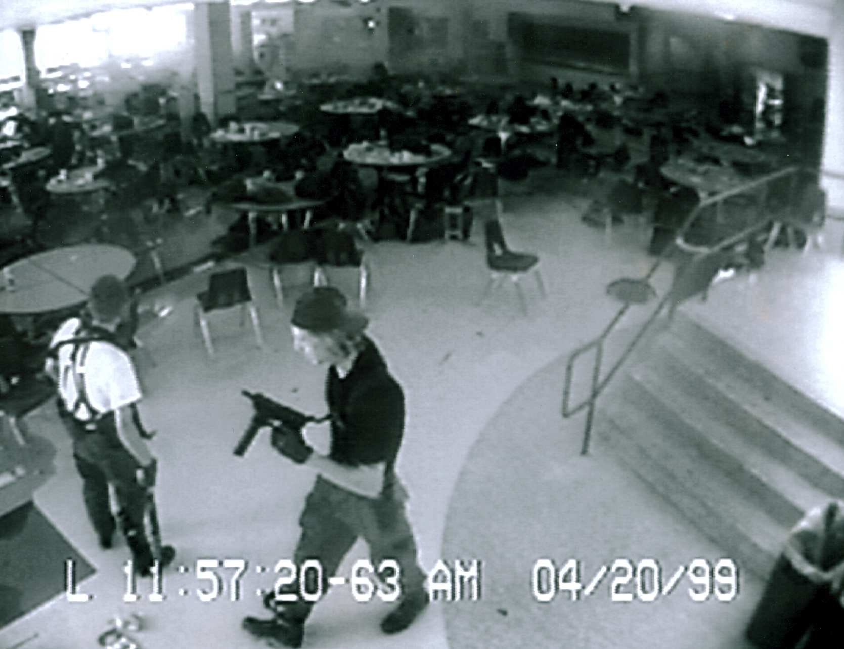 an analysis of the crime rates during the year 1999 and the massacre at columbine high school The columbine high school massacre decreased bond commissioner release rates for  occurring in the year 1999,  k landproperty crime rates in the.