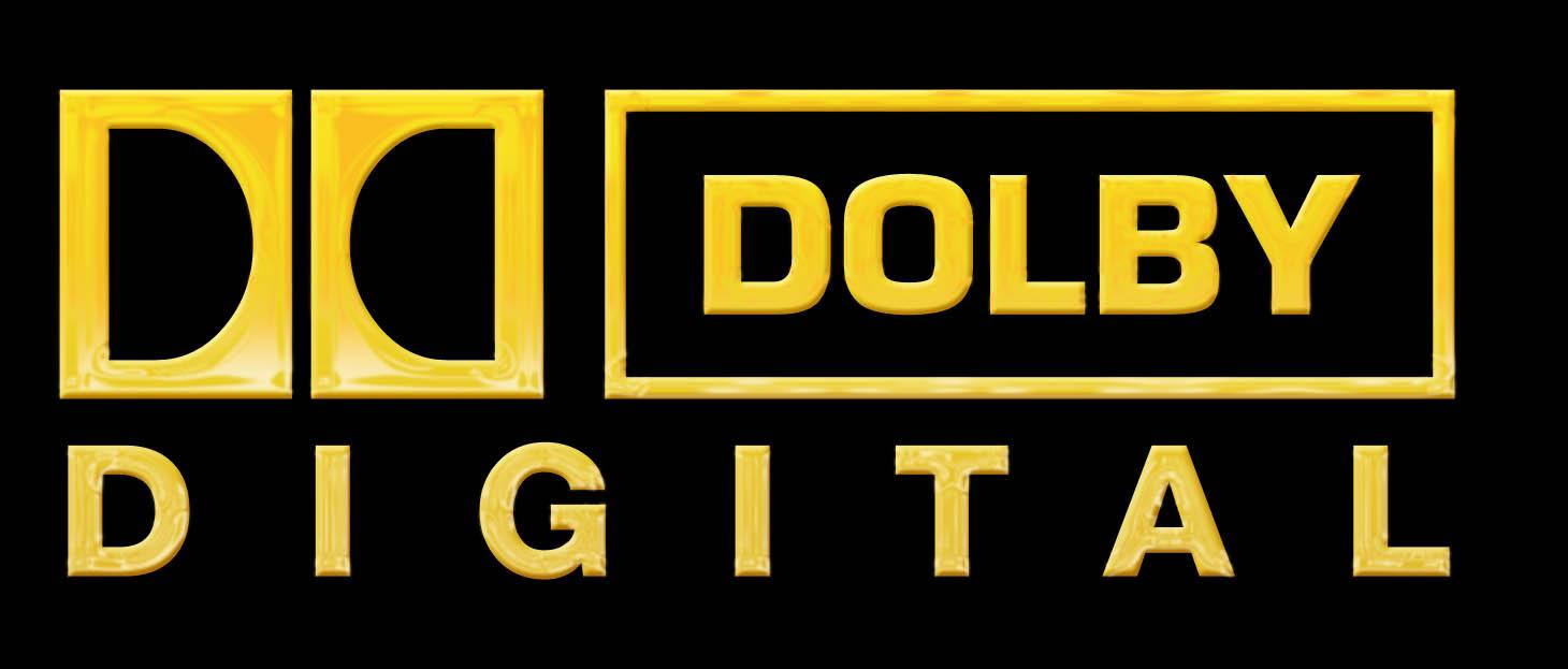 digital audio logo: