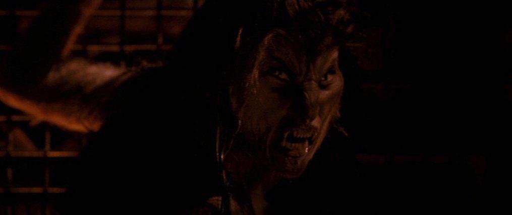 Skinwalker Werewolf Skinwalkers 08 movie review