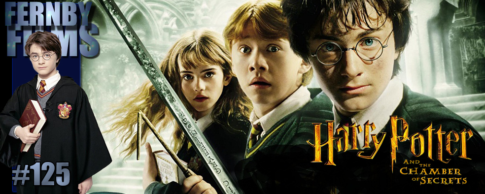 movie review harry potter the chamber of secrets fernby films harry potter chamber of secrets review logo v5