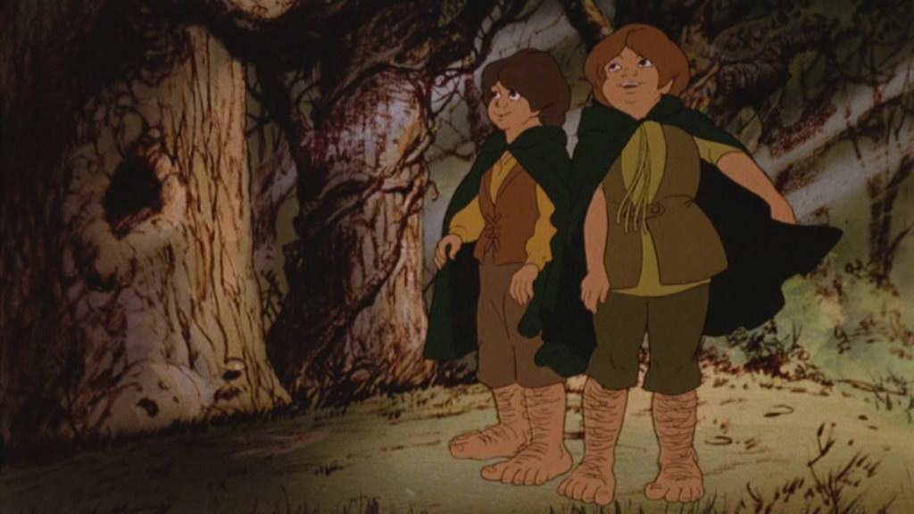 Hobbits. Sweet.