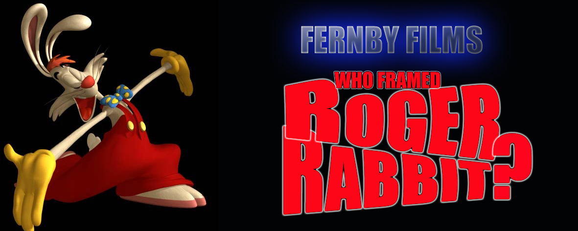 who-framed-roger-rabbit-review-logo. Dazzling, inventive, and utterly ...