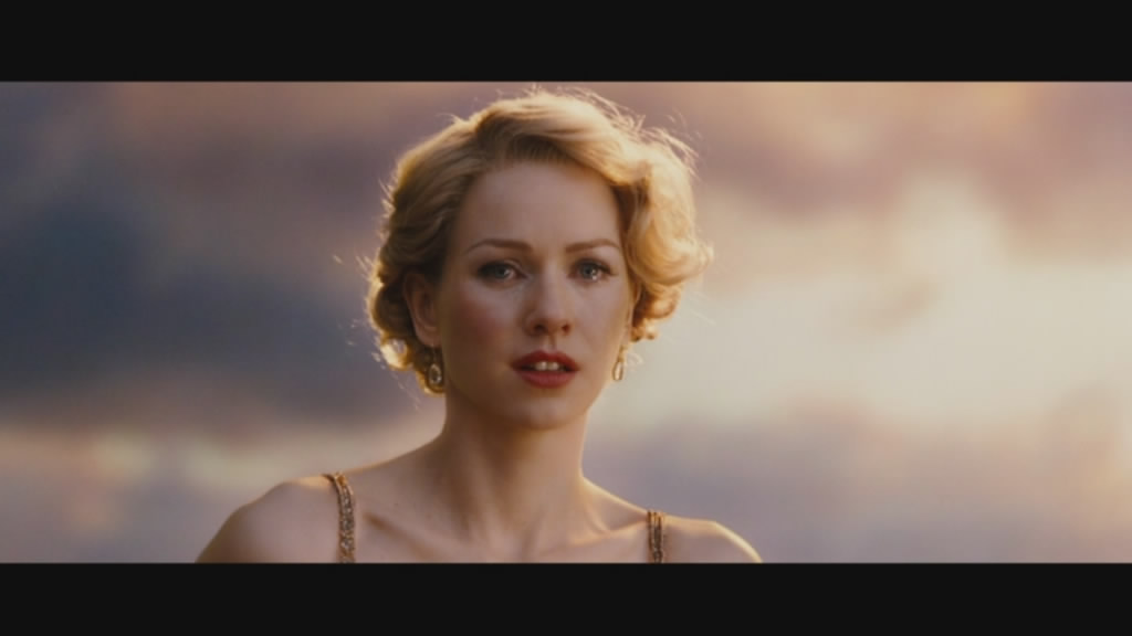 Luminous Naomi Watts.