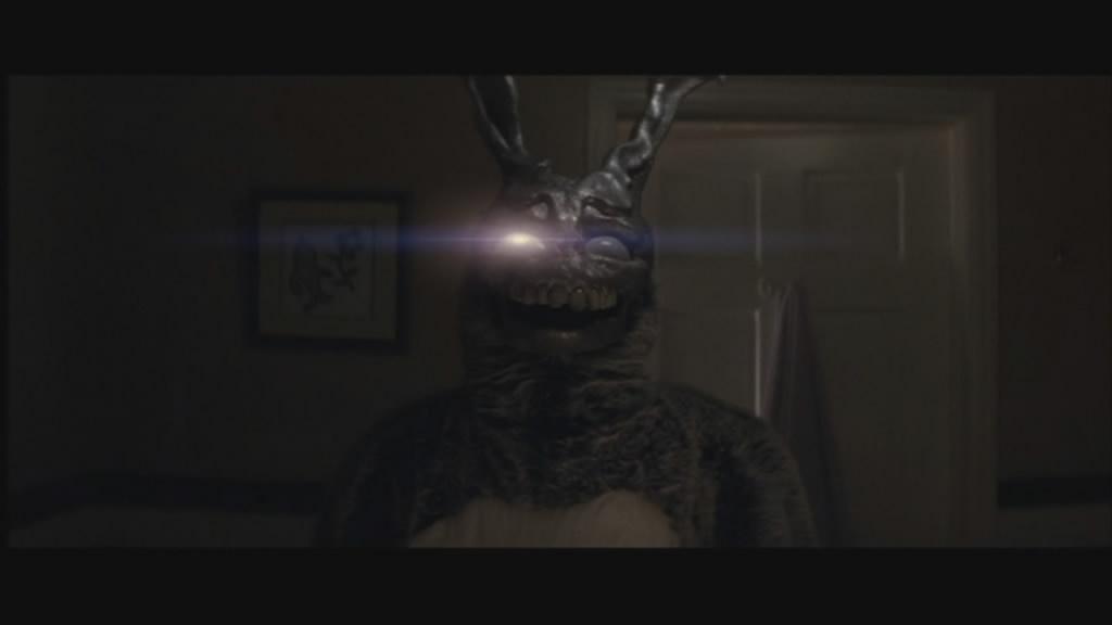 Frank, the imaginary giant rabbit.