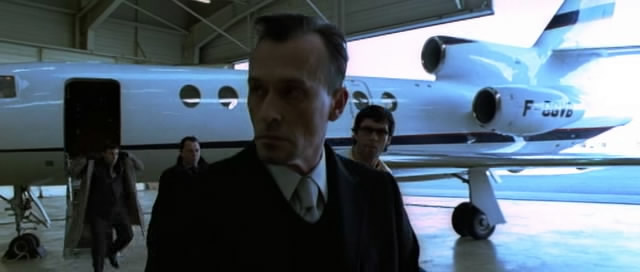 Robert Knepper goes bad. And quite well, I might add.