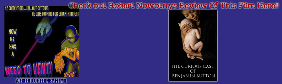 movie review � curious case of benjamin button the
