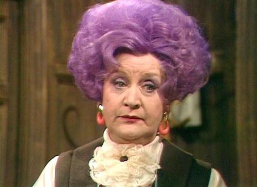 Mollie Sugden - 1922-2009