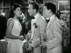Goddard, Astaire & Meredith in Second Chorus.