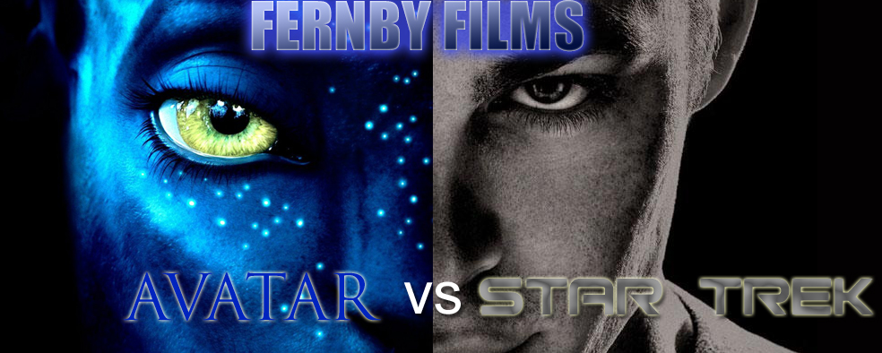 movie review charlie boots fernby films movie review movie review avatar vs star trek 2009