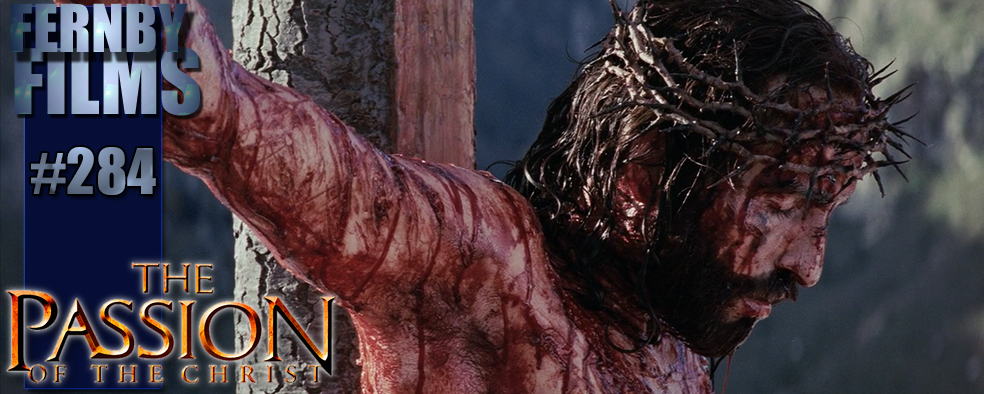 The Passion of The Christ Review Logo v5.1 Movie Review   Passion of The Christ, The