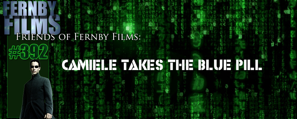 Matric-Trilogy-Camiele-Takes-The-Blue-Pill-Logo