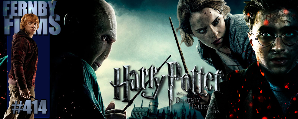 harry potter and the deathly hallows the book review