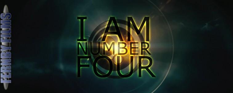 i am number 4 logo - photo #11