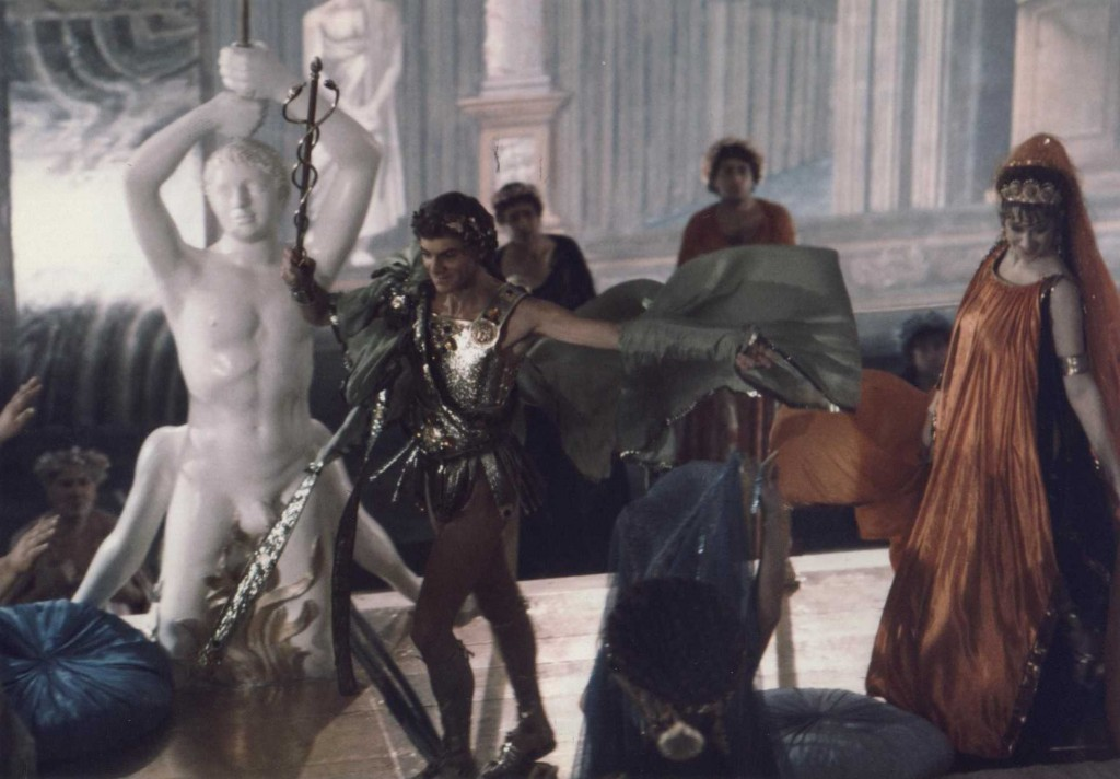 Caligula, uncut version All of it NSFW - poeTV