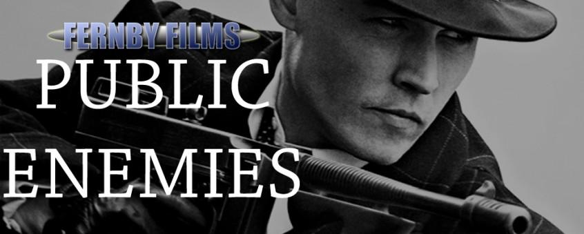 public enemies book review