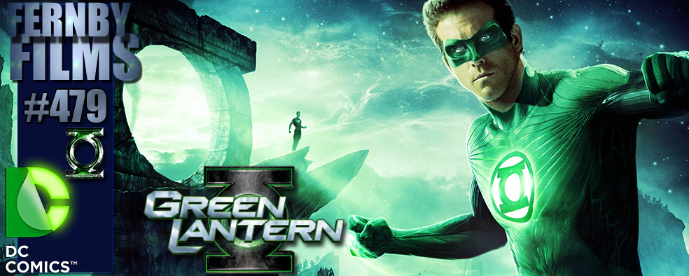Green Lantern Review Logo v5.1 Movie Review   Green Lantern