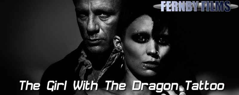Movie review girl with the dragon tattoo the 2011 for The girl with the dragon tattoo story