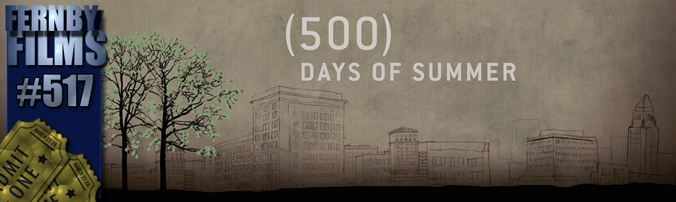 Mini Review Movie 500 Days Of Summer Re
