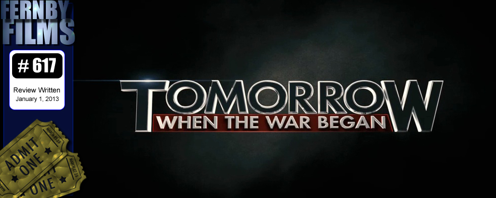 tomorrow when the war began review Author john marsden's australian invasion novel tomorrow, when the war  began has been gobbled up like corn chips and adored by teens.