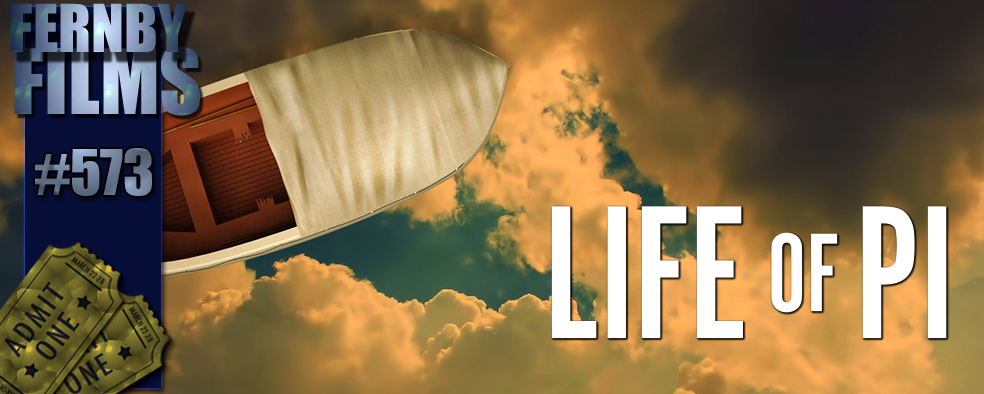 Movie review life of pi fernby films for Life of pi explained