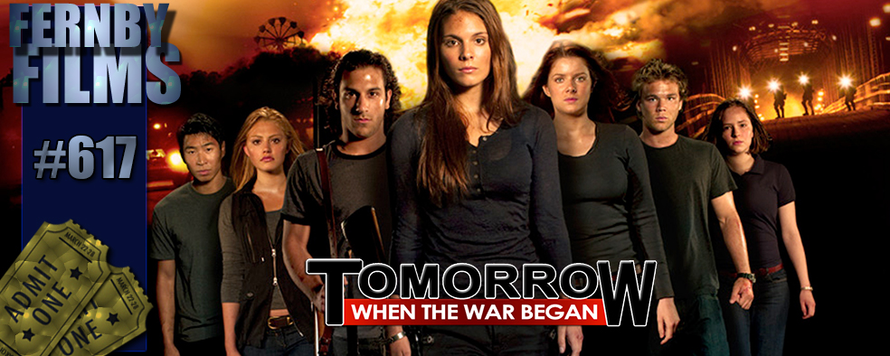 Movie Review – Tomorrow When The War Began