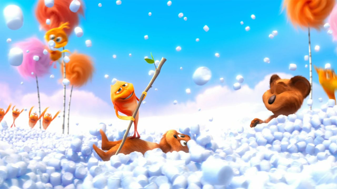 Movie Review – Lorax, The