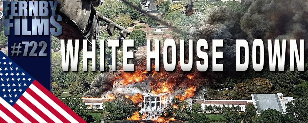 White-House-Down-Review-Logo