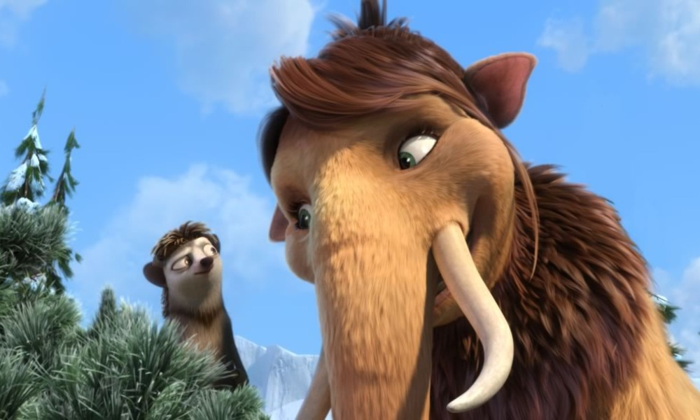 ice age 4 characters peaches - photo #14
