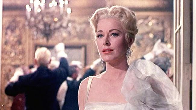 Parker as she appeared in The Sound Of Music.