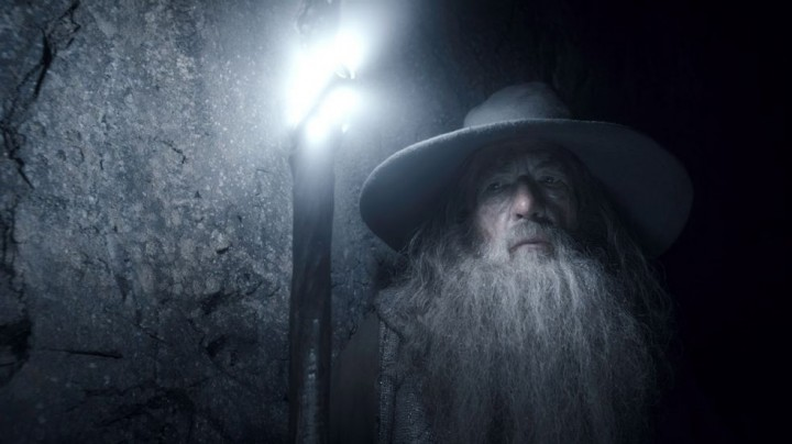 The Hobbit Part 4: The Frightening Of Gandalf.