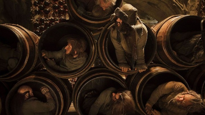 For f@cks sake Bilbo, where's all the f@cking booze?