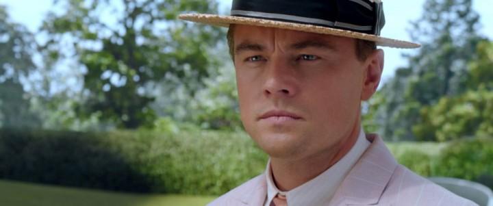 Intense Leonardo was intense.