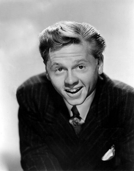 Mickey Rooney - 1920-2014