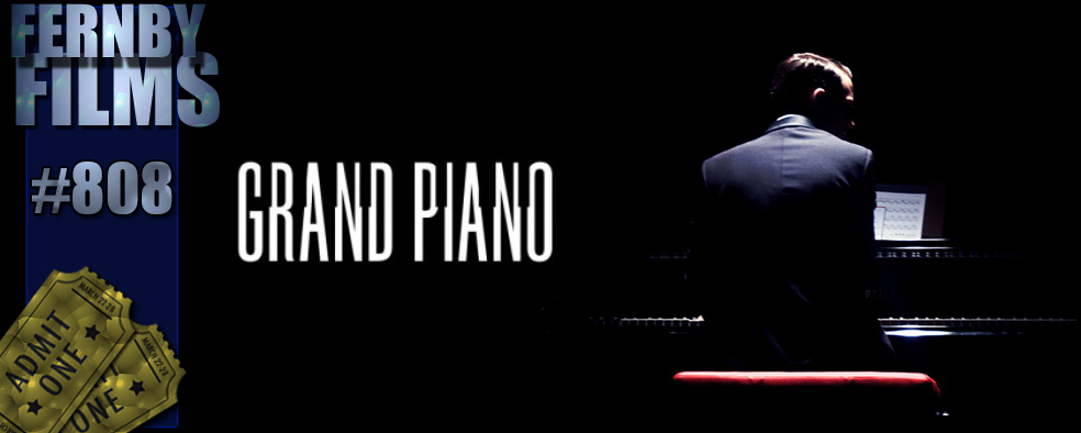 Grand Piano Review Logo Movie Review   Grand Piano