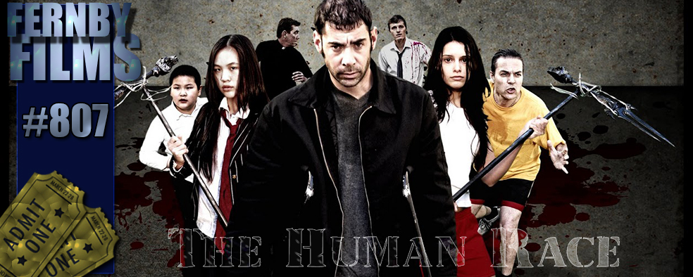 The Human Race Review Logo Movie Review   Human Race, The