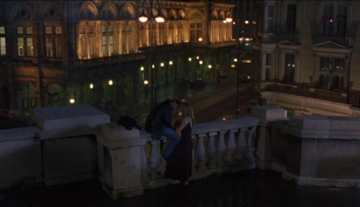 Ahhhh, romance.