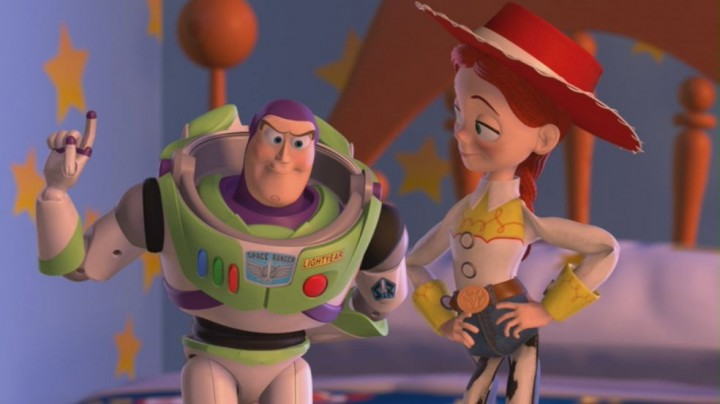 "It would be the only time Buzz ever said the words ""Au contraire"" in an actual sentence."