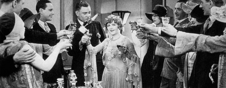"""""""Yeah, that's it, give it to me boys!"""" Betty Balfour at The Bar None."""