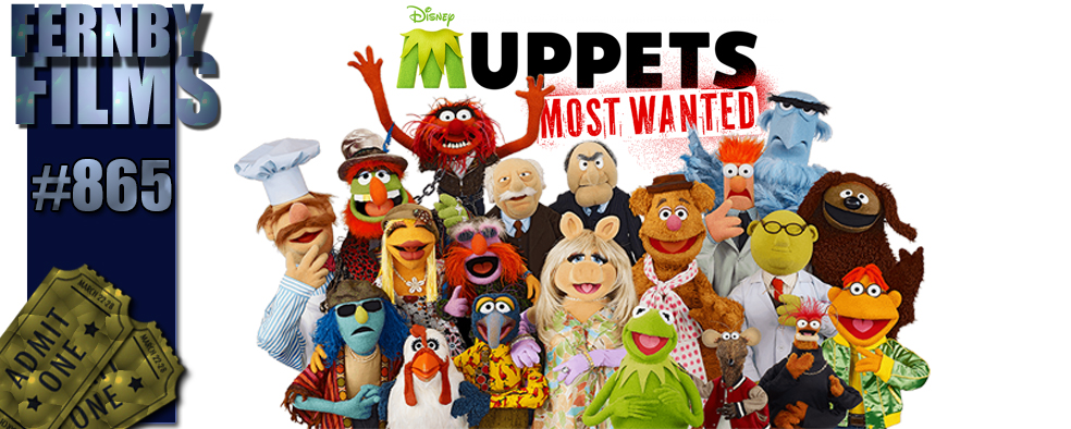 Muppets Most Wanted Review Logo Movie Review   Muppets Most Wanted