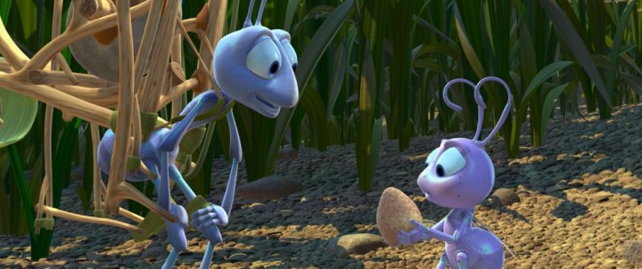Movie Review A Bug S Life Fernby Films