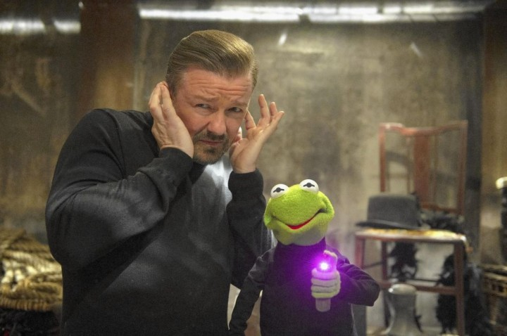Finally doing what should have been done to Muppets In Space.