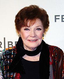 Polly Bergen in 2012.
