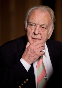Sir Donald Sinden - 1923-2014 Photograph (C) 2010 Patrick Baldwin