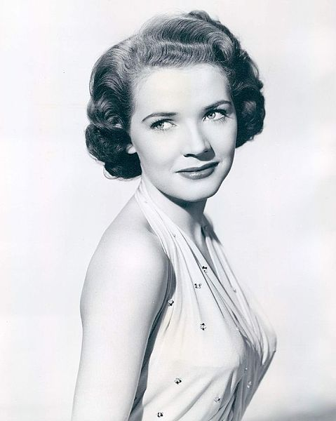 Polly Bergen (aged 23) - 1930-2014