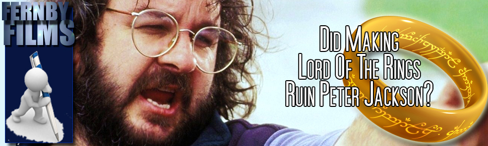 Did Making LOTR Ruin Peter Jackson Logo Did Making The Lord Of The Rings Ruin Peter Jackson?