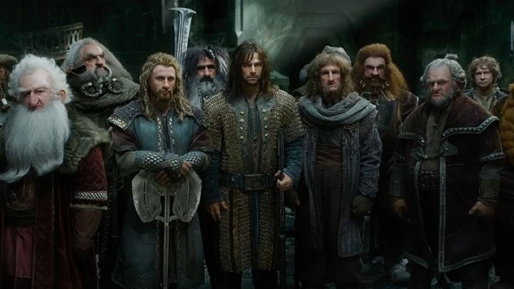 Middle Earth's version of The Backstreet Boys delivered on their promise.